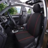 AutoTrends Piping Seat Cover, Red | AutoTrends | Canadian Tire