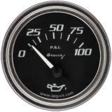 EQUUS 2-in. Oil Pressure Gauge, Chrome   Equus   Canadian Tire