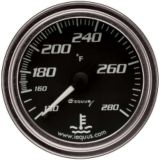 EQUUS 2-in. Mechanical Water Tempera Gauge Kit, Chrome | Equus | Canadian Tire