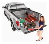 Freedom Tri-Fold Vinyl Tonneau Cover, Ford F150 & Lincoln Mark LT | Extang Freedom | Canadian Tire