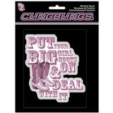Cling Bling Car Decal | Chroma | Canadian Tire