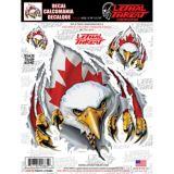 Rip N' Tear Eagle Car Decal | Lethal Threat | Canadian Tire
