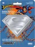 Emblemz Superman Stainless Steel Emblem | Emblemz | Canadian Tire