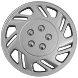 Seven Spoke Silver Wheel Cover KT818 | KT | Canadian Tire