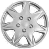 Silver Wheel Cover KT915 , 17-in. | KT | Canadian Tire