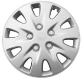 Silver Wheel Cover KT321 | KT