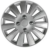 KT1011 Wheel Cover, Silver | KT