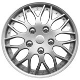 Silver-lacquer Wheel Cover, 15-in | KT