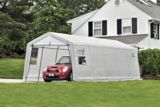 Clearview Car Garage, 11x20x8-ft | Shelter Logic