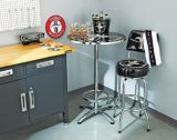 Mustang Bar Table, Black | Mustang