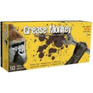 Gants en nitrile Grease Monkey, 8 mm, paq. 50