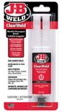 J-B Weld Clear Weld Epoxy Syringe, 25-mL | J-B Weld | Canadian Tire