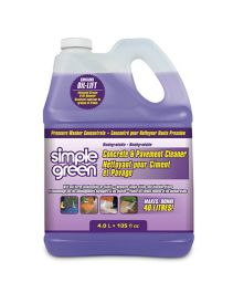 Detergents canadian tire for Pressure washer cement cleaner