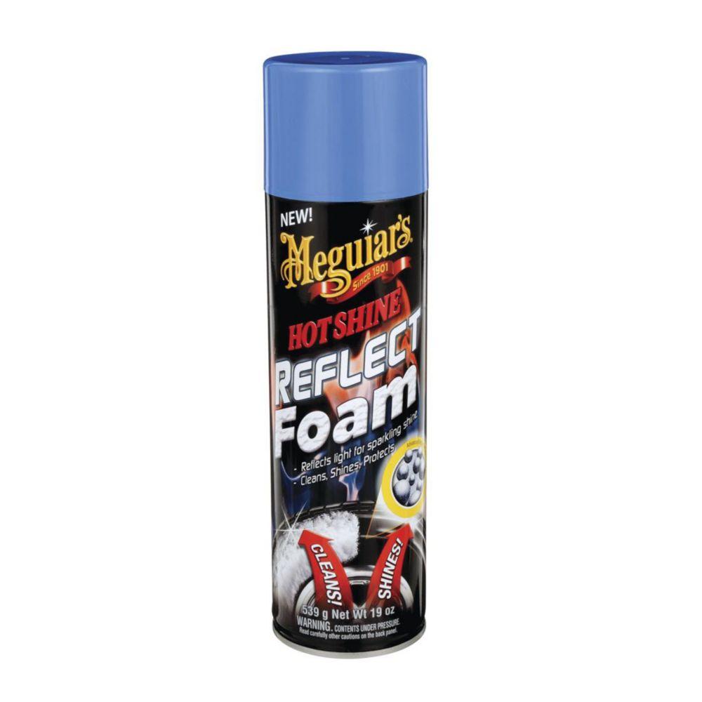Meguiar's Reflexion Tire Foam, Hot Shine