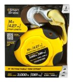 SmartStraps 14-ft Retractable Tow Strap | SmartStraps