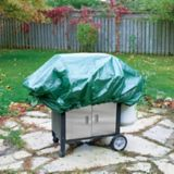 Certified Green Tarp with Strap, 6 x 6-ft | Certified