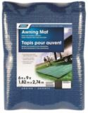 RV Outdoor Awning Leisure Mat, 6 x 9-ft | Camco