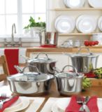 KitchenAid Cap Cookware Set, 12-pc | KitchenAid