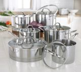 KitchenAid Straightedge Cookware Set, 12-pc | KitchenAid