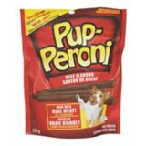 Pupperoni Lean Beef Dog Treats, 158-g | Pupperoni