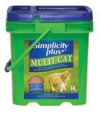 Simplicity Plus Multi-Cat Scoopable Cat Litter, 14 kg | Simplicity Home