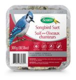 Scotts Year-Round Suet Bird Snack, 333-g | Scotts