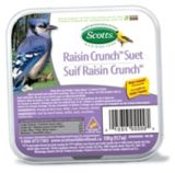 Scotts Raisin Crunch Suet Bird Snack | Scotts