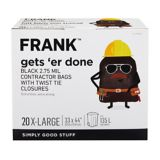 Frank Extra Strength Contractor Bags, 20-pk | FRANK | Canadian Tire