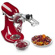 KitchenAid Spiralizer Plus with Peel, Core and Slice