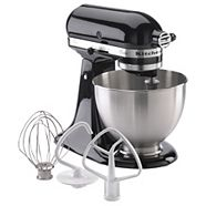KitchenAid Classic Stand Mixer, Black