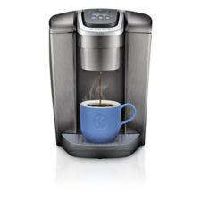 Keurig K Elite Single Serve Coffee Maker Brushed Slate
