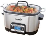 Mijoteuse 5-en-1 Crock Pot à usages multiples, 6 pintes |