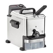 T-Fal EZ Clean Compact Deep Fryer
