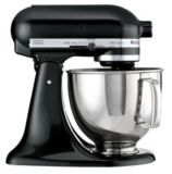KitchenAid Artisan® Stand Mixer, Caviar  | KitchenAid