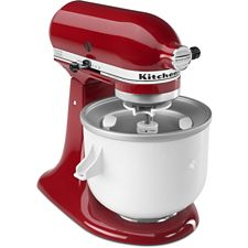 Brilliant Kitchenaid Ice Cream Maker Home Remodeling Inspirations Genioncuboardxyz
