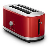 Grille-pain KitchenAid Empire, 4 tranches, rouge