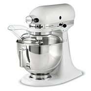 KitchenAid Ultra Power Plus Stand Mixer, White