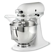 Kitchenaid Ultra Power Plus Stand Mixer White Canadian Tire