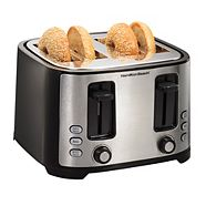Hamilton Beach 6-Setting Toaster, 4-Slice