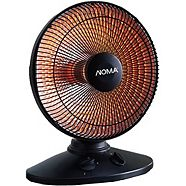 NOMA Oscillating Parabolic Dish Radiating Heater