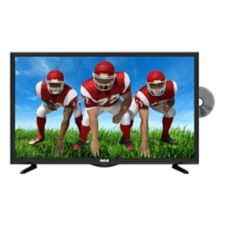 RCA LED TV/DVD Combo, 24-in