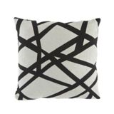 CANVAS White Vibe Toss Cushion, 18 x 18-in | Canvas