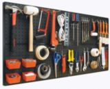 Bulldog Peg-A-System Pegboard Starter Kit, 20-Pc | Bulldog