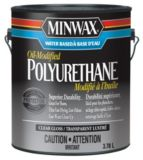 Minwax Water Based Oil-Modified Polyurethane | Minwax | Canadian Tire