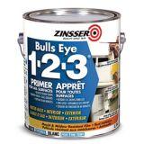 Zinsser Bulls Eye 1.2.3. Primer Sealer, 3.78-L | Zinsser | Canadian Tire