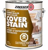 Zinsser Cover-Stain Oil-Based Primer-Sealer | Zinsser