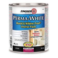 Zinsser Mould Mildew Interior Latex Paint Semi Gloss 931 Ml Canadian Tire