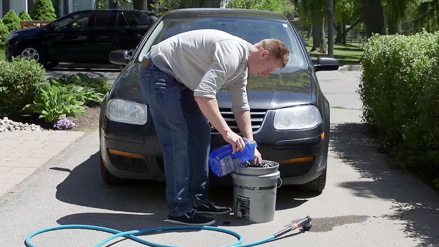 How to clean the exterior of your car canadian tire - How to keep your car exterior clean ...