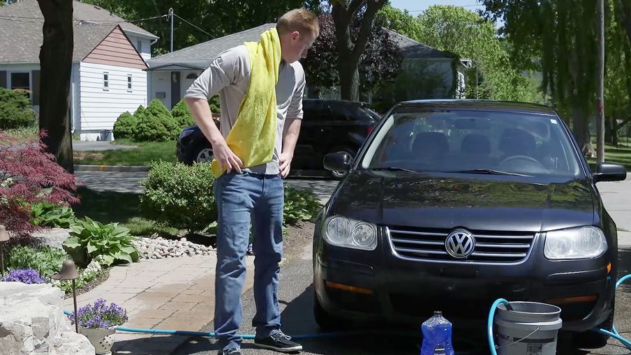 How to clean the exterior of your car canadian tire How to keep your car exterior clean