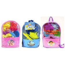 dff0b6261cd Disney Sand Toys Backpack